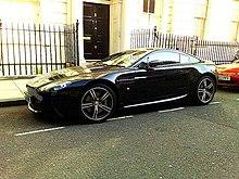 Aston Martin Vantage Wikipedia - 06 aston martin vantage
