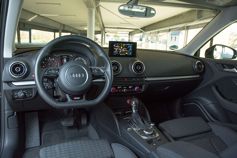 File audi a3 ambition wikimedia commons for Interieur audi a3 2006