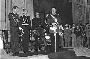 Augusto Pinochet 1986