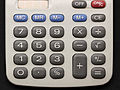 Aurora electronic calculator DT210 05.jpg