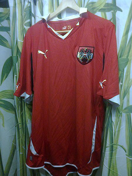 File:Austria national football shirt 2010-2011.jpg