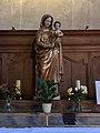 Autel Notre-Dame Lourdes Cocathédrale Notre-Dame Bourg Bresse 3.jpg