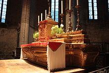 Autel Tridentin De La Chaise Dieu