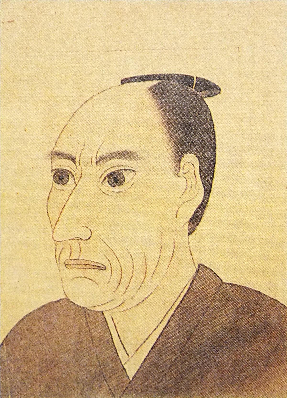 Autoportrait of EGAWA Hidetatsu.jpg