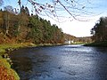 Autumn on the River Dee below Hill of Trustach (2) - geograph.org.uk - 610901.jpg