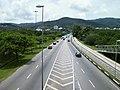 Av. da Saudade vista da passarela - panoramio.jpg