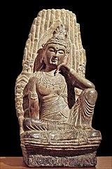 bodhisattva Avalokiteshvara on Mount Potalaka-EO 2444