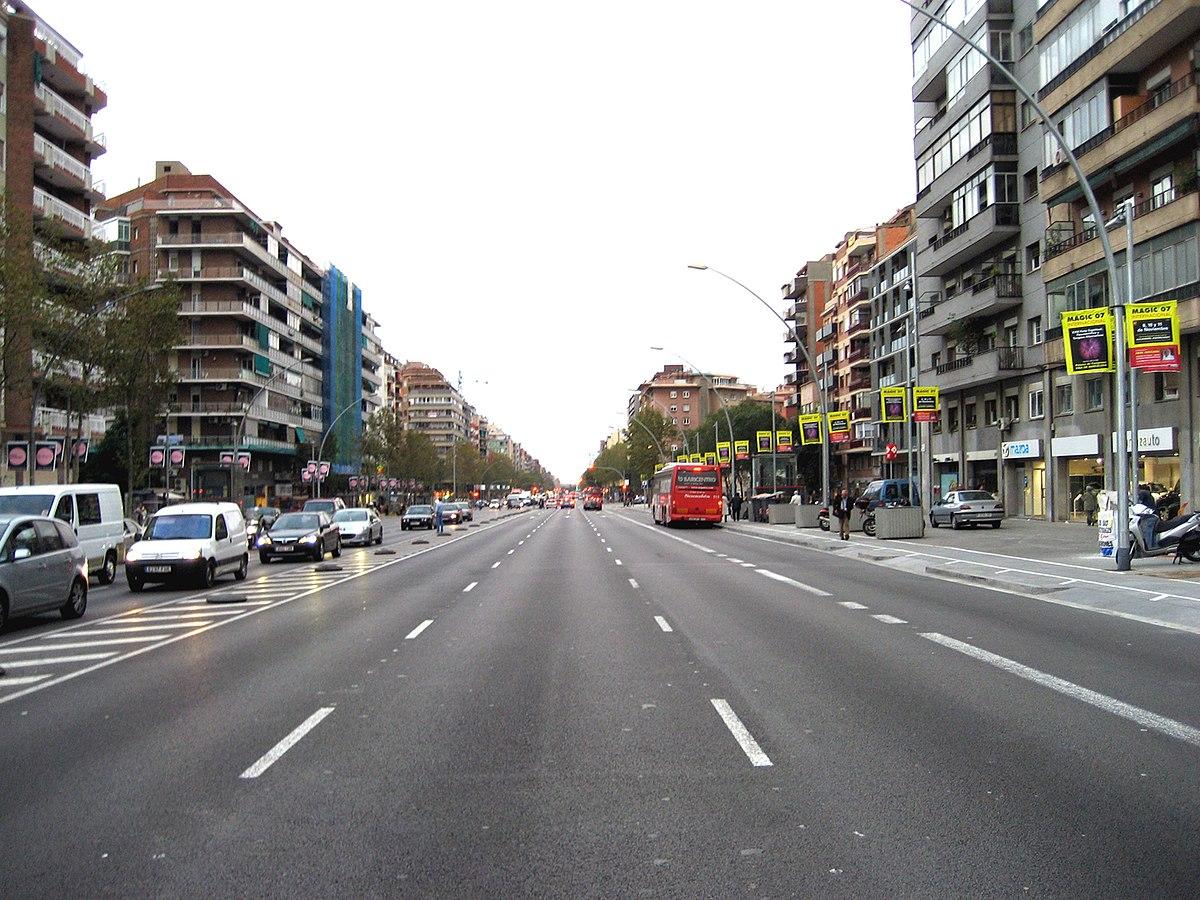 Avenida meridiana wikipedia la enciclopedia libre - Apartamentos avenida ...
