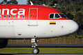 Avianca Airbus A319 HK-4553 (6156482898).jpg