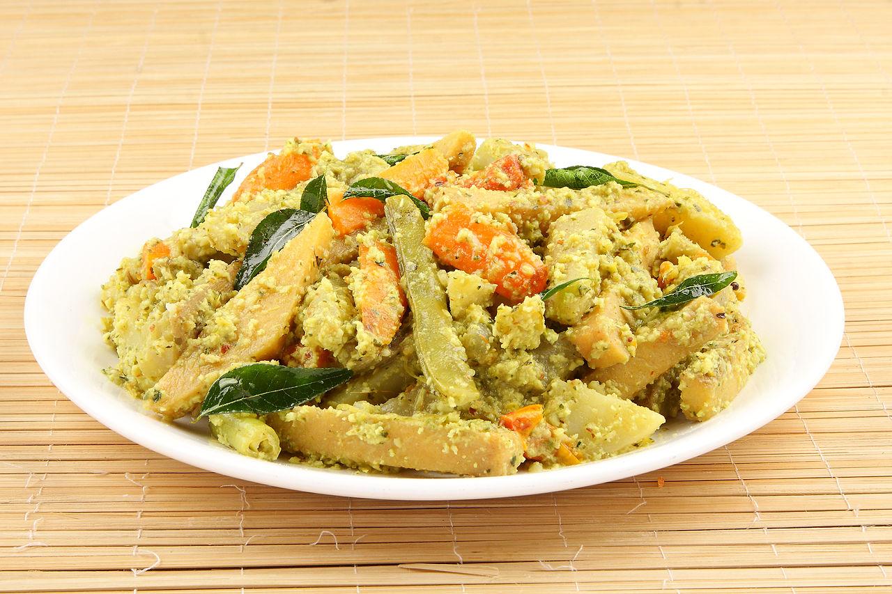 File aviyal kerala wikimedia commons for Cuisine kerala