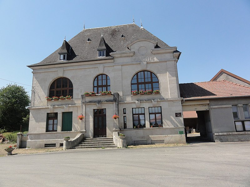 Avocourt (Meuse) mairie