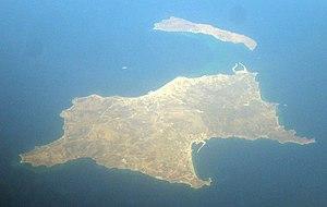 Avşa - Avşa island aerial view