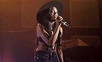 Azealia Banks 2012 NME Awards.jpg