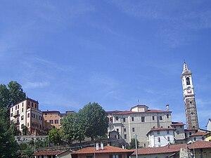 Azeglio - Image: Azeglio Panorama