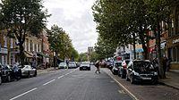 B1393 Epping High Street Epping Essex England.jpg