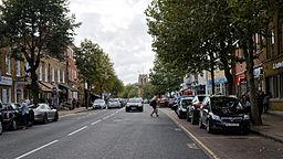 B1393 Epping High Street Epping Essex England.jpg