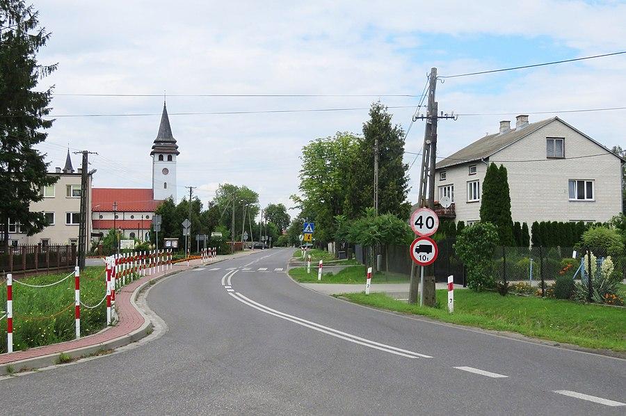 Baranów, Grodzisk Mazowiecki County