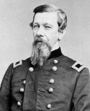 Battle of the Badlands - General Alfred Sully
