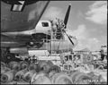 BOMBS TAKE A BACK SEAT - MECHANICS COME FIRST. The No. 1 job of the Superfort units in the Far East Air Forces, is... - NARA - 542203.tif