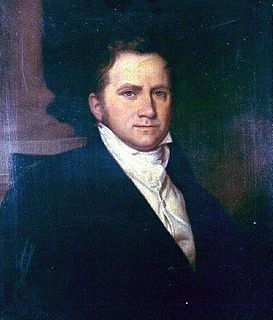 Benjamin Williams Crowninshield American politician
