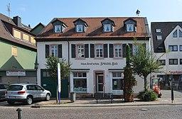 Marktplatz in Bad Vilbel