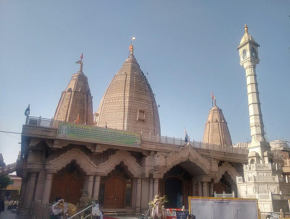 Bada Gaon - Old Temple