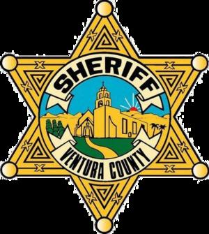 Ventura County Sheriff's Office - Image: Badge of the Sheriff of Ventura County, California