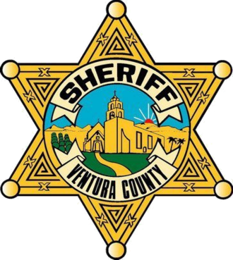 Ventura County Sheriff's Office - Image: Badge of the Sheriff of Ventura County, California