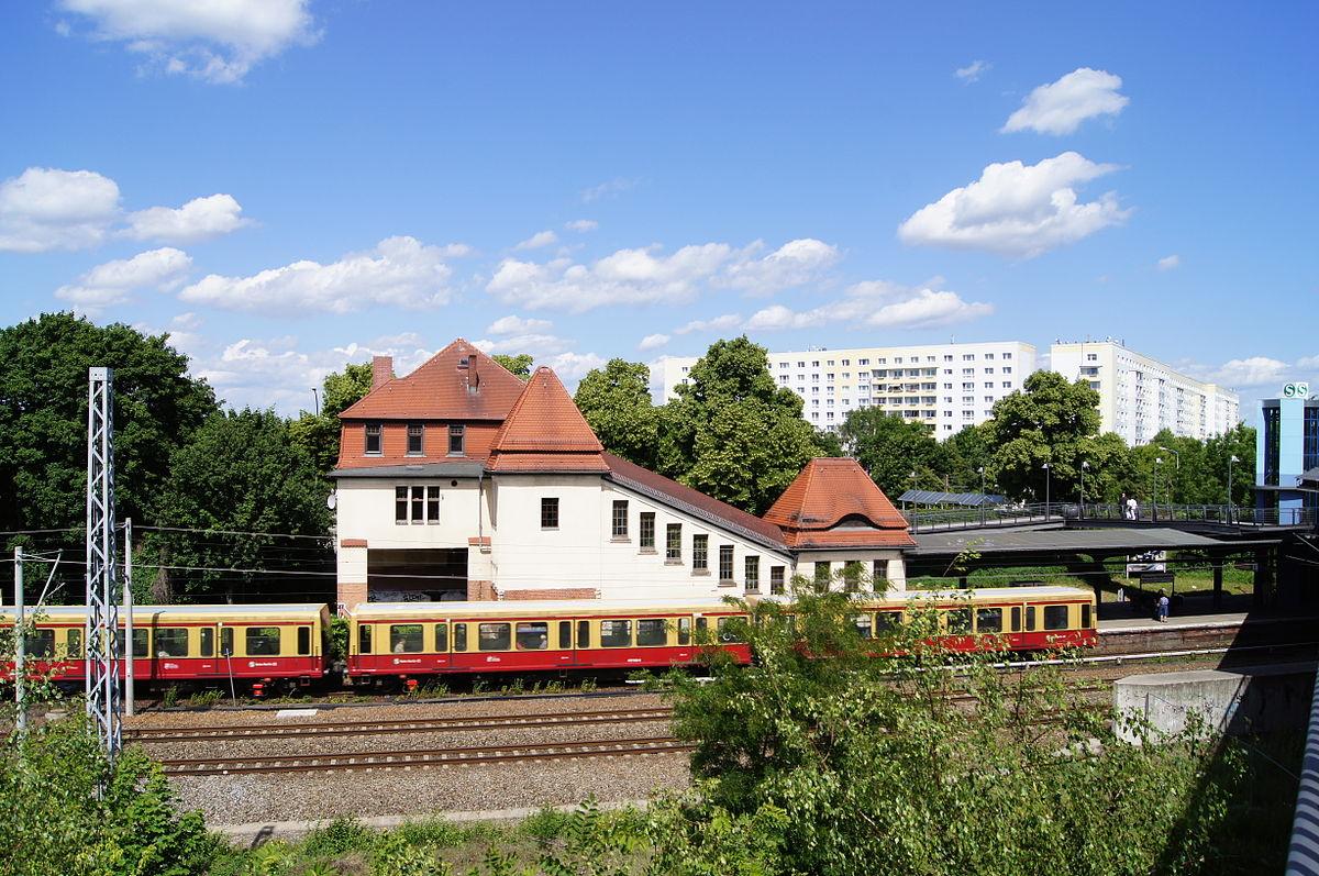 berlin pankow heinersdorf station wikidata. Black Bedroom Furniture Sets. Home Design Ideas