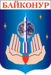 Official seal of Baikonur