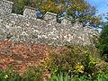 Bailey Walls, South East Range to Hertford Castle 015.JPG