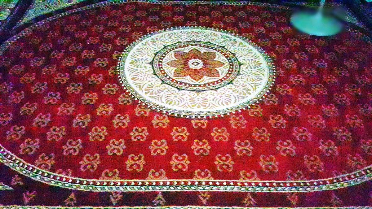 File:Baitul Mukarram National Mosque's prayer place for the Imam (left side of the minbar).jpg - Wikimedia Commons