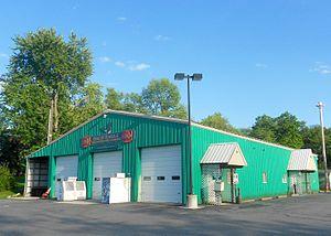 Bald Eagle, Pennsylvania - Image: Bald Eagle PA Vol Fire Company