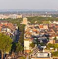 Ballonfahrt über Köln - Merowingerstraße, Lutherkirche-RS-4043.jpg