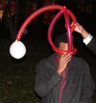 Party hat - Image: Balloonhat