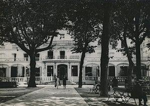 Mondariz – Balneario - Image: Balneario de Mondariz. Pontevedra (14117337280)