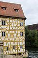 Bamberg, Obere Brücke, Altes Rathaus, Westseite, 20151019-016.jpg
