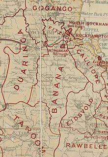 Shire of Banana  Wikipedia