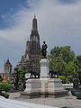 Bangkok along the Chao Phraya and Wat Arun (14881701458).jpg