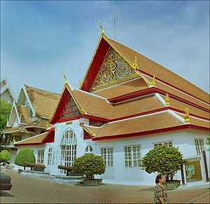 National museums of Thailand - Bangkok National Museum