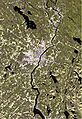 Bangor Maine satellite map.jpg