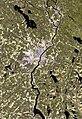 Bangor Maine satellite map.jpg
