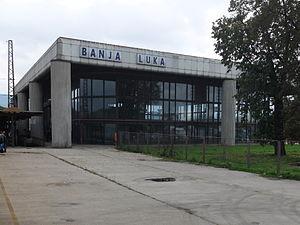 Banja Luka (Željeznički kolodvor)