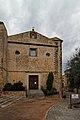 Banyalbufar, Iglesia de La Nativitat de Maria, fachada principal.jpg