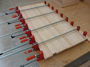 F-clamp - Image: Bar clamp 1