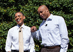 Barack Obama and Clark Kellogg crop.jpg