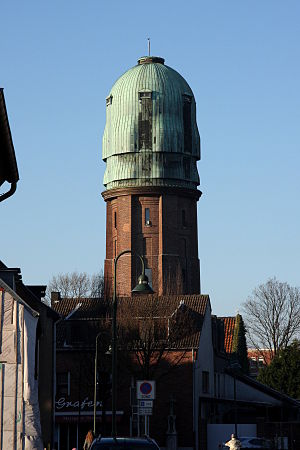 Würselen - Bardenberg Water tower