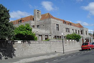 Barford Court, Hove grade II listed building in the United kingdom