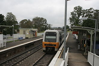 Bargo, New South Wales - Bargo station