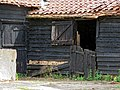 Barn doors at Greenhill, Hatfield Broad Oak, Essex England.jpg